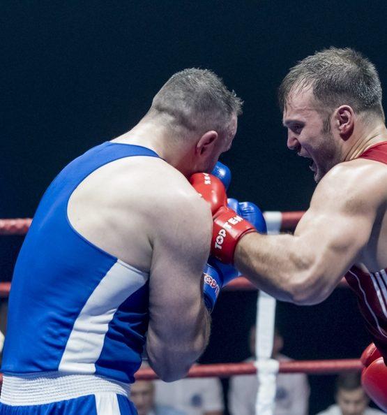 Valga poksija Roman Rajevski sai Eesti Meistrivõistlustel teise koha